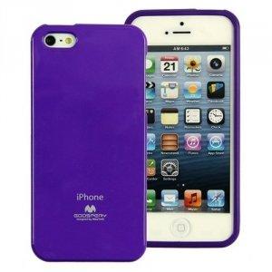 Mercury Jelly Case Huawei P9. purpurowy /purple