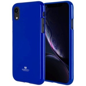 Mercury Jelly Case Huawei Honor 7 lite 5C niebieski/navy