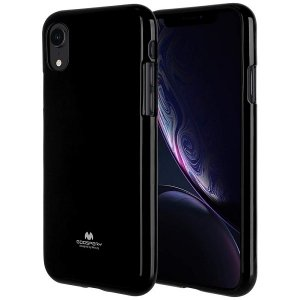 Mercury Jelly Case Nokia 8 czarny/black