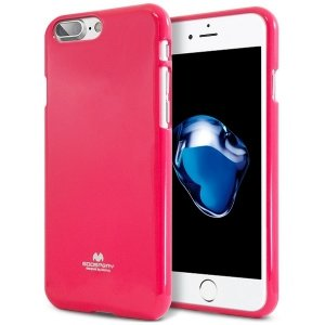 Mercury Jelly Case Xiaomi Redmi Note 5A różowy/hot pink Prime