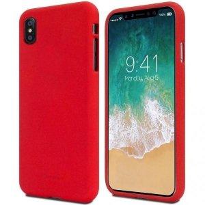 Mercury Soft Huawei P Smart czerwony /red