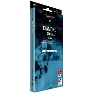 MS Diamond Edge FG OnePlus Nord N10 5G czarny/blackFull Glue