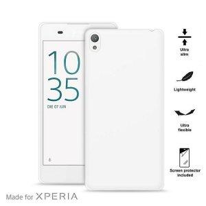 Puro Ultra Slim 0.3 Sony E5 transparent + folia SYXE503TR