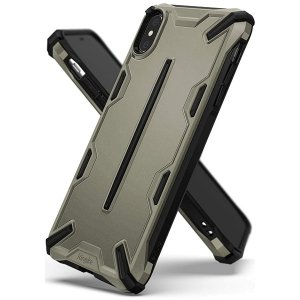 Ringke Dual X iPhone X/Xs piaskowy /sand DXAP0004