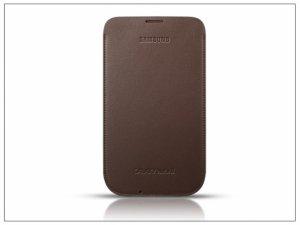 Etui Samsung EFC-1J9LD N7100 jasny braz Note 2