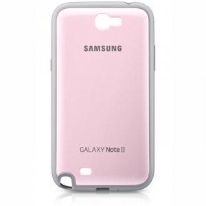 Etui Samsung EFC-1J9BP N7100 pink Note 2
