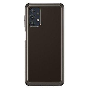Etui Samsung EF-QA326TB A32 5G Soft Clear Cover Black