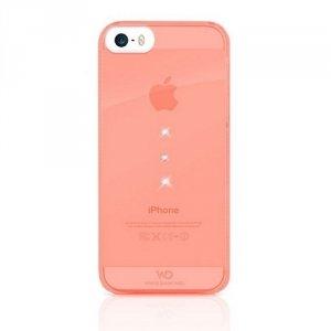 White Diamonds Trinity iPhone 5/5S czerw ony