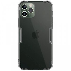 NILLKIN NATURE ETUI CASE iPhone 12 PRO MAX 6.7 - GREY