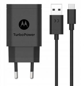 Oryginalna ładowarka sieciowa Motorola TurboPower SC-52 QC 3.0 18W + kabel typ-c