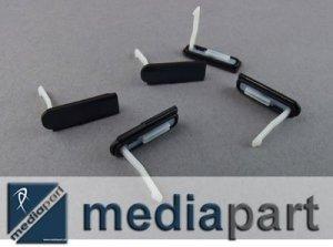 NOWA ORYGINALNA ZAŚLEPKA GNIAZDA USB do SONY XPERIA Z (czarna)
