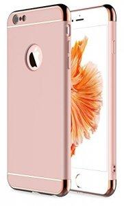 Ultra Thin Slim Hard Case Etui iPhone 6+ /6S+ (5.5) (rose gold)