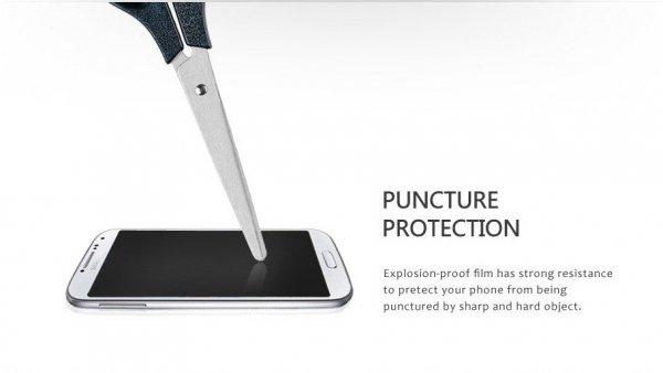X-ONE SHOCK ABSORPTION - folia ochronna odporna na uderzenia do Samsung Galaxy A3