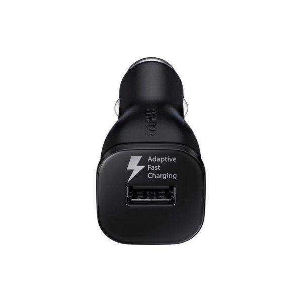 Szybka oryginalna ładowarka samochodowa FAST CHARGING Samsung EP-LN915UBEGWW do NOTE 4 S6 S6 EDGE S7 S7 EDGE S8 S8+