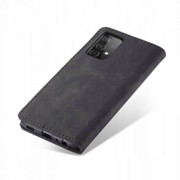 "TECH-PROTECT WALLET ""3"" GALAXY A52 LTE/5G DARK GREY"