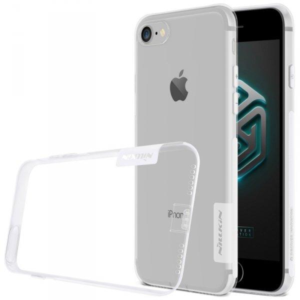 "NILLKIN NATURE ETUI SLIM CASE - Apple iPhone 7 / 8  (4.7"") (clear)"