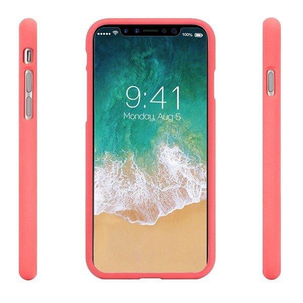 Mercury Soft Xiaomi Redmi Note 10 Pro różowy/pink