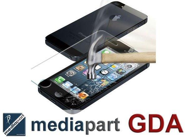 SZKŁO HARTOWANE SZYBKA 9H iPhone 5 5S SE PRZÓD TYŁ