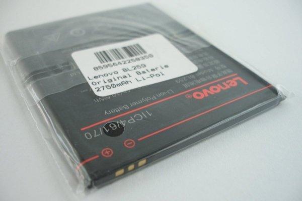 bateria battery akku lenovo K5 K5 PLUS C2 BL259 original oryginalna