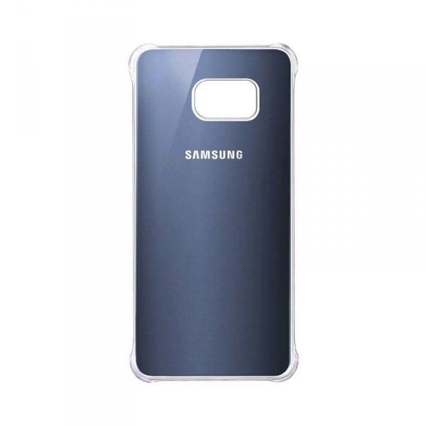 Samsung EF-QG928MBEGWW Glossy Cover do Galaxy S6 Edge+ G928 kolor granatowy