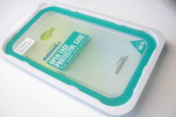 KISSWILL ANTI  SHOCK PROOF - Mocne Etui TPU Samsung Galaxy XCOVER 4 G390