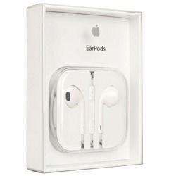 APPLE EARPODS - SŁUCHAWKI DO APPLE iPHONE 5 5S 5C SE 6 6S 6+ - MD827ZM/A (blister)