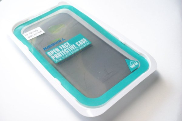 KISSWILL ANTI  SHOCK PROOF - Mocne Etui TPU Samsung Galaxy XCOVER 4 G390 (dymione)
