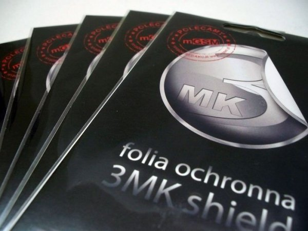 3MK SHIELD SUPERMOCNA FOLIA OCHRONNA DO LG OPTIMUS G PRO (2 szt.)