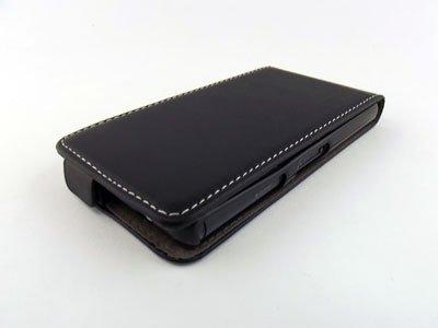 ETUI FUTERAŁ SLIM FLEXI - Sony Xperia Z3 Compact D5803, D5833 (czarne)