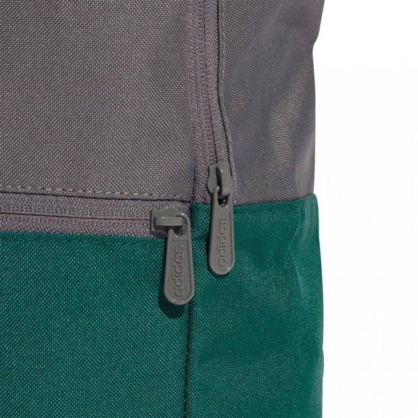 Plecak adidas Linear Classic Da szaro-zielony H34829
