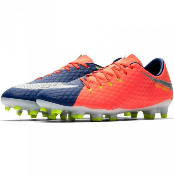 Buty piłkarskie Nike Hypervenom Phelon III FG 852556 409