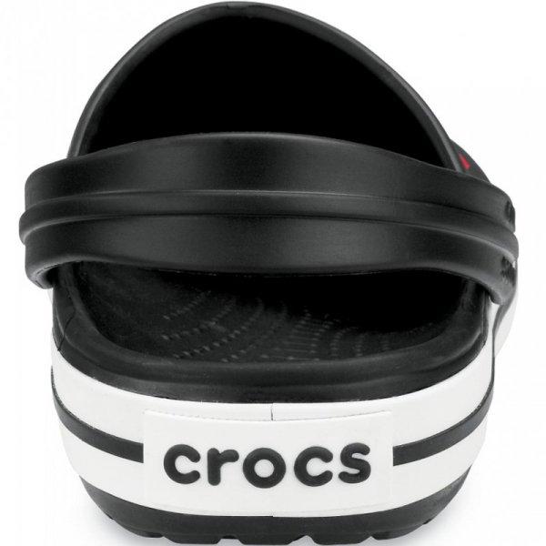 Crocs Crocband Czarne 11016 001