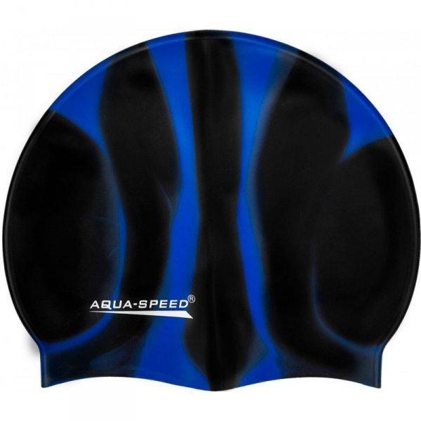 Czepek Aqua-speed Bunt tęczowy kol 39