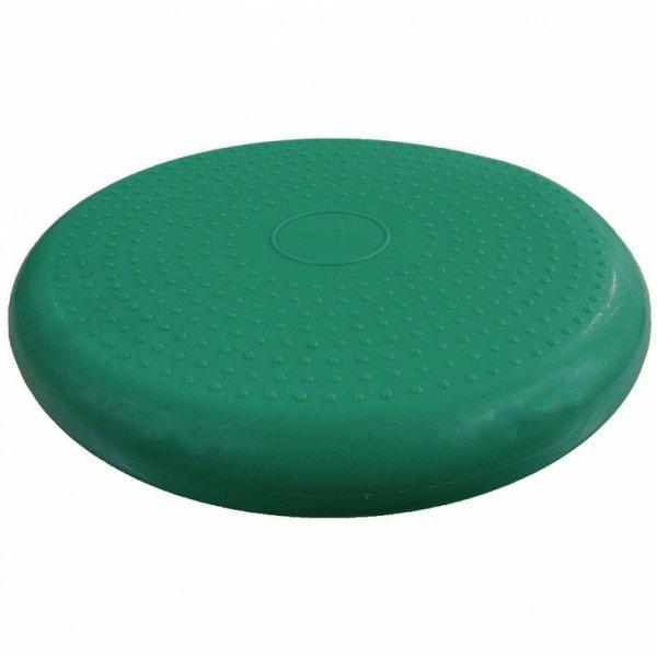 Dysk pompowany Profit z masażem 33cm zielony DK 2111