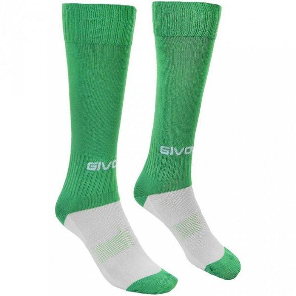 Getry piłkarskie Givova Calcio zielone C001 0013