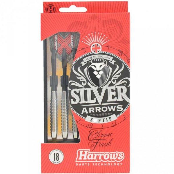 Harrows Rzutki Softip Silver Arrow 18g
