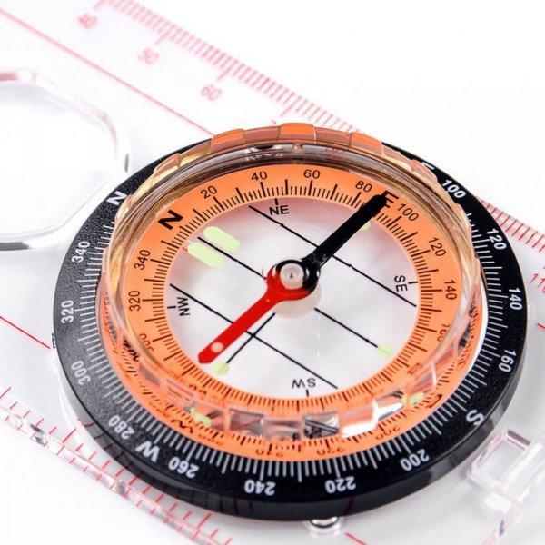 Kompas z linijką Meteor 120 cm 8573 71021