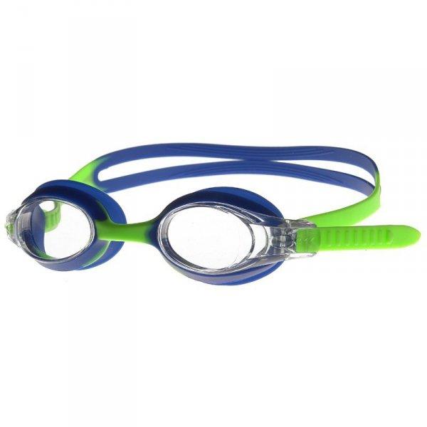 Okulary pływackie Aqua-Speed Amari niebiesko-zielone 30 041