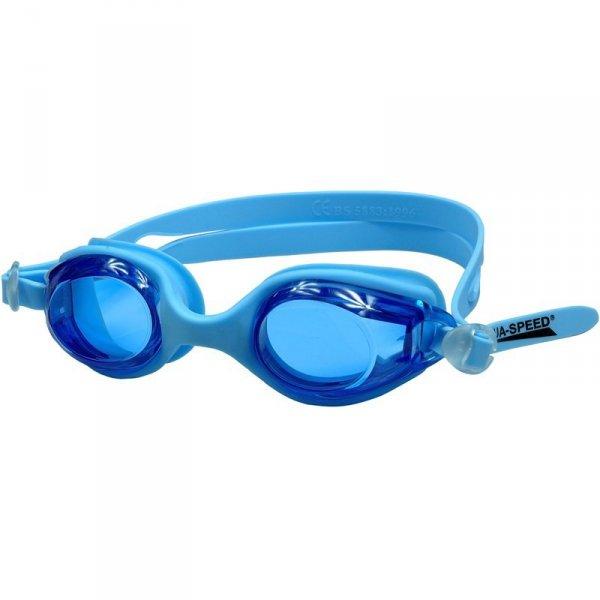 Okulary pływackie Aqua-Speed Ariadna niebieskie 02 034