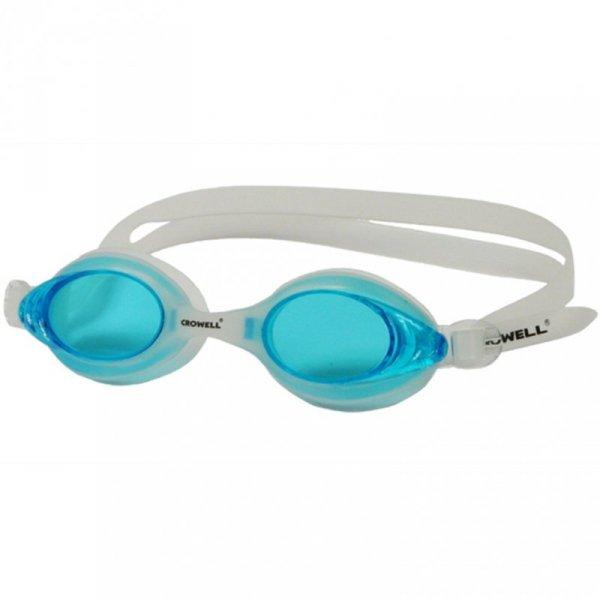 Okulary pływackie Crowell 2548 niebieskie