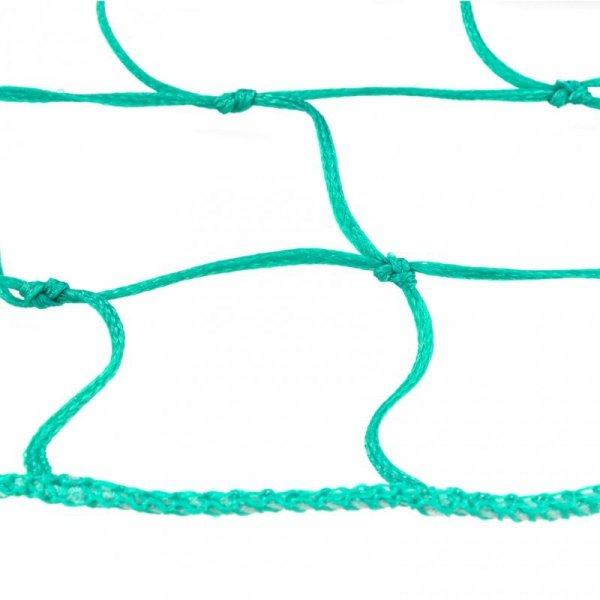 Siatka do piłki ręcznej Domeks 3x2 m PE 4 kolorowa