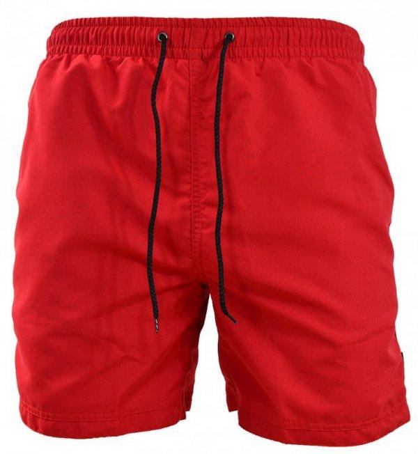 Szorty kąpielowe Crowell 300 czerwone