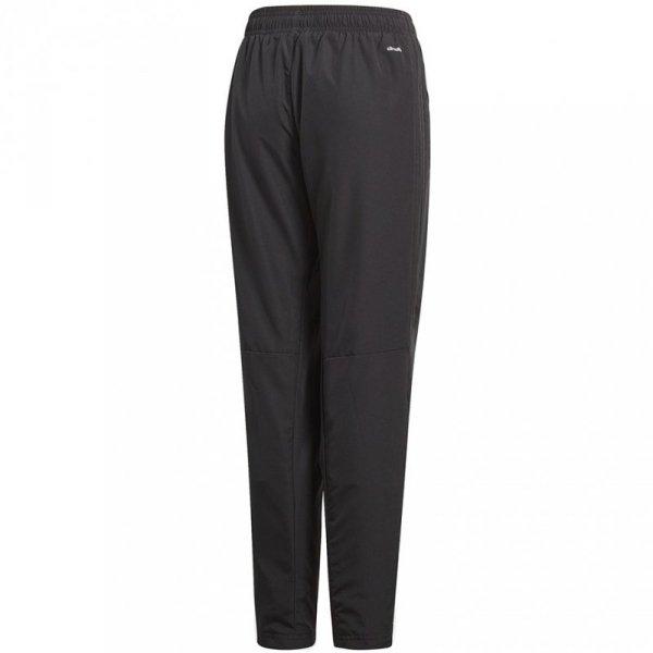 Spodnie dla dzieci adidas Tiro 17 Woven Pants JUNIOR czarne AY2862