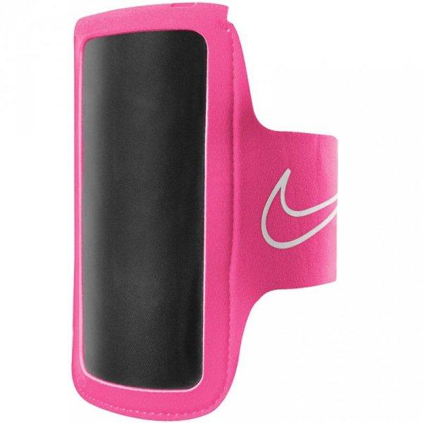 Saszetka na ramię Nike Lightweight Arm Band 2.0 różowa NRN43666
