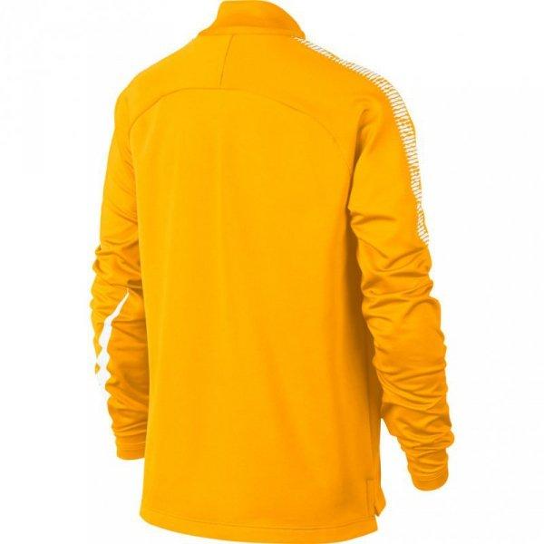 Bluza dla dzieci Nike B Dry Squad Drill Top JUNIOR żółta 859292 845