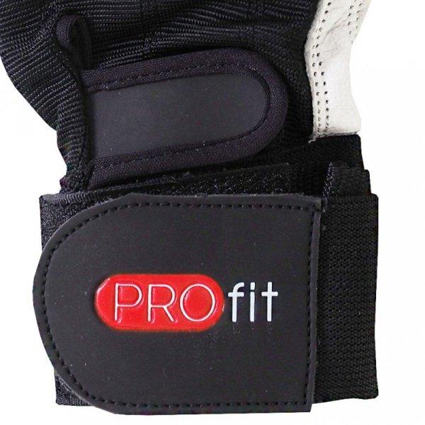 Rękawice kulturystyczne Profit Gym Pro 1615