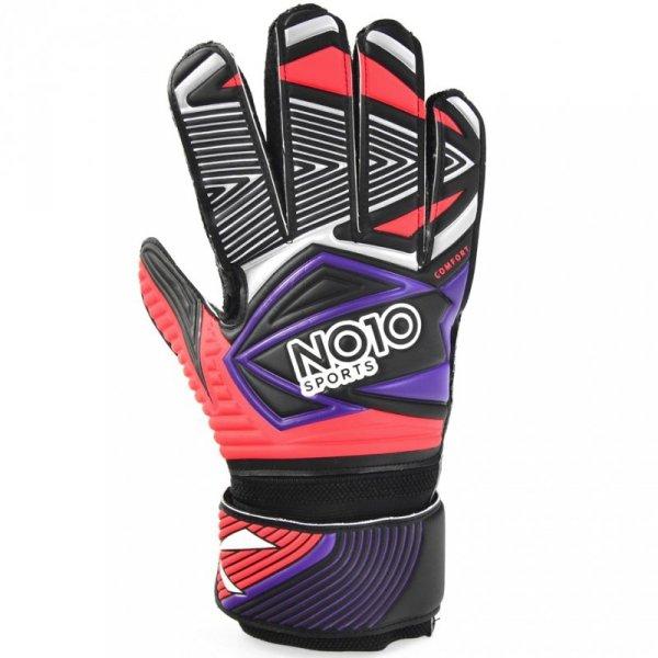 Rękawice bramkarskie NO10 Comfort Red Palm