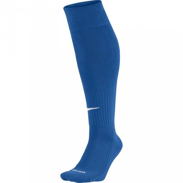 Getry piłkarskie Nike Classic DRI-FIT SMLX niebieskie SX4120 402