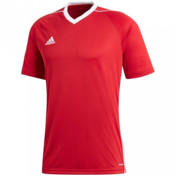 Koszulka dla dzieci adidas Tiro 17 Jersey JUNIOR czerwona S99146
