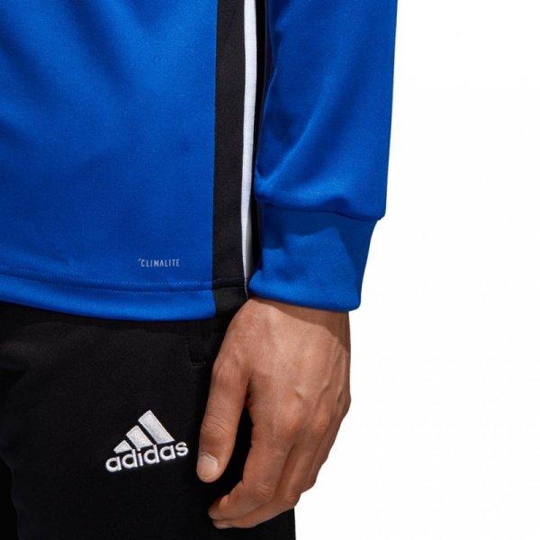 Bluza męska adidas Regista 18 Training Top niebieska CZ8649